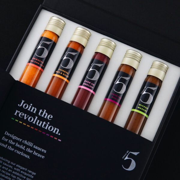 Chilli No. 5 Sauce-For-Life-Sauce-Subscription